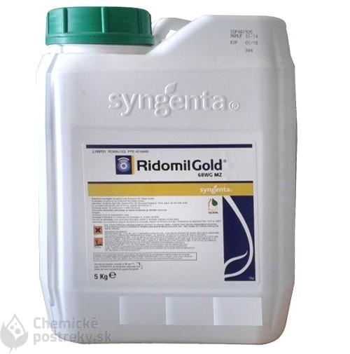 RIDOMIL GOLD MZ 68 WG  5 kg