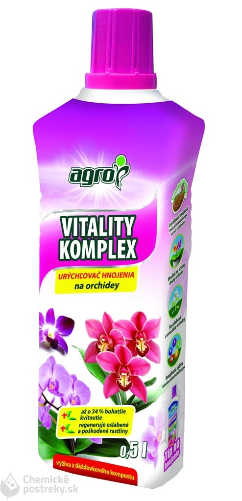 AGRO VITALITY KOMPLEX ORCHIDEA 500 ml