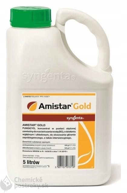 AMISTAR GOLD 5 L