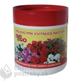 ENGO HNOJIVO NA KVITNÚCE RASTLINY  0,5 kg