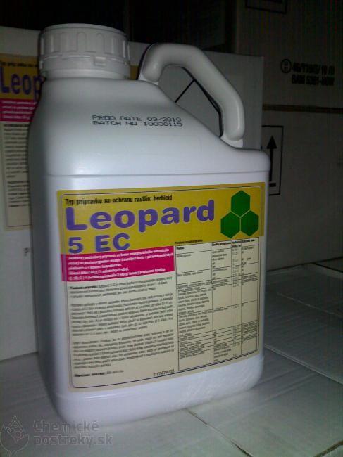 LEOPARD 5 EC  5 L