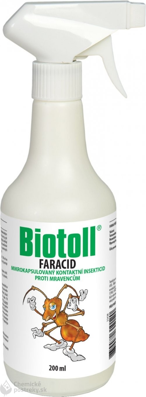 BIOTOLL FARACID 500 ml