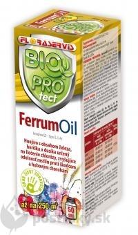 FERRUM OIL