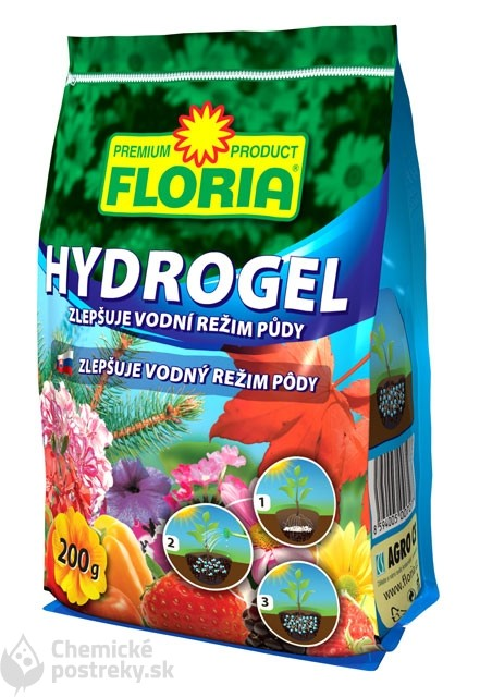 FLORIA HYDROGEL 200 gr