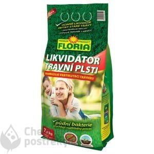 LIKVIDÁTOR TRÁVNEJ PLSTI FLORIA 7,5 kg