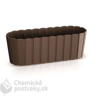 BOARDEE TRUHLÍK HNEDÝ 40 x 13 cm