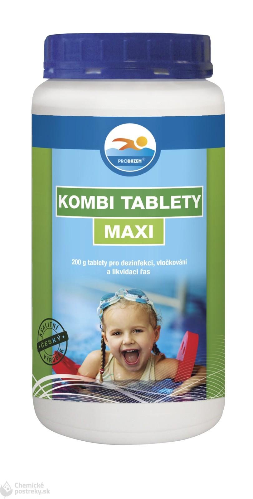 PROBAZEN KOMBI TABLETY MAXI 1 kg
