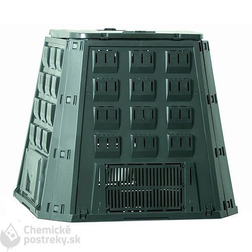 KOMPOSTER EVOGREEN, 420 lit, zelený