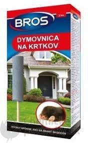 BROS DYMOVNICA NA KRTKOV 3 ks