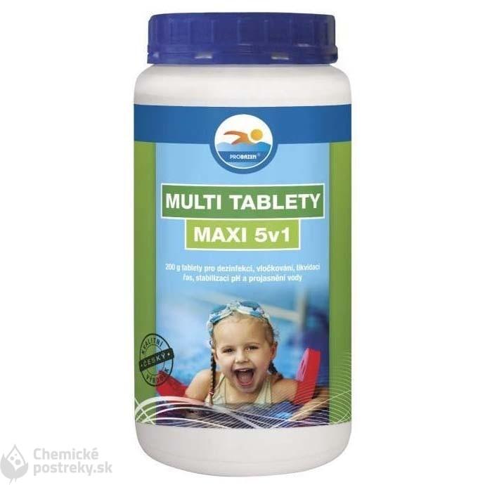 PROBAZEN MULTI TABLETY MAXI 5v1 1 kg