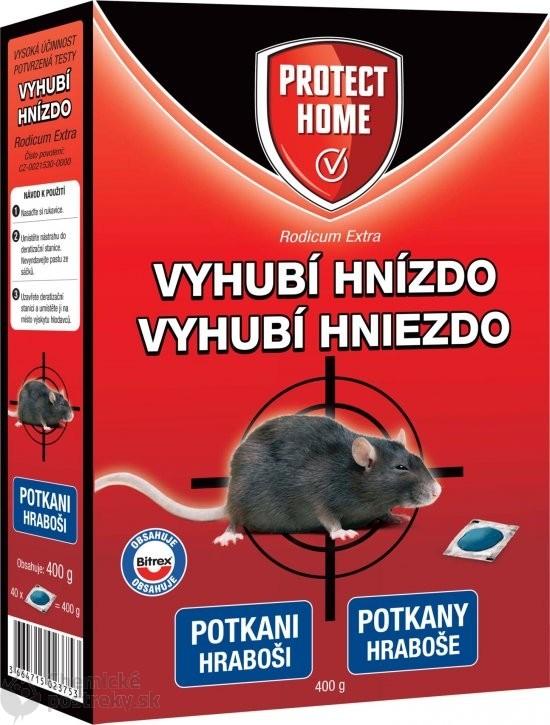 RODICUM EXTRA potkany a myši