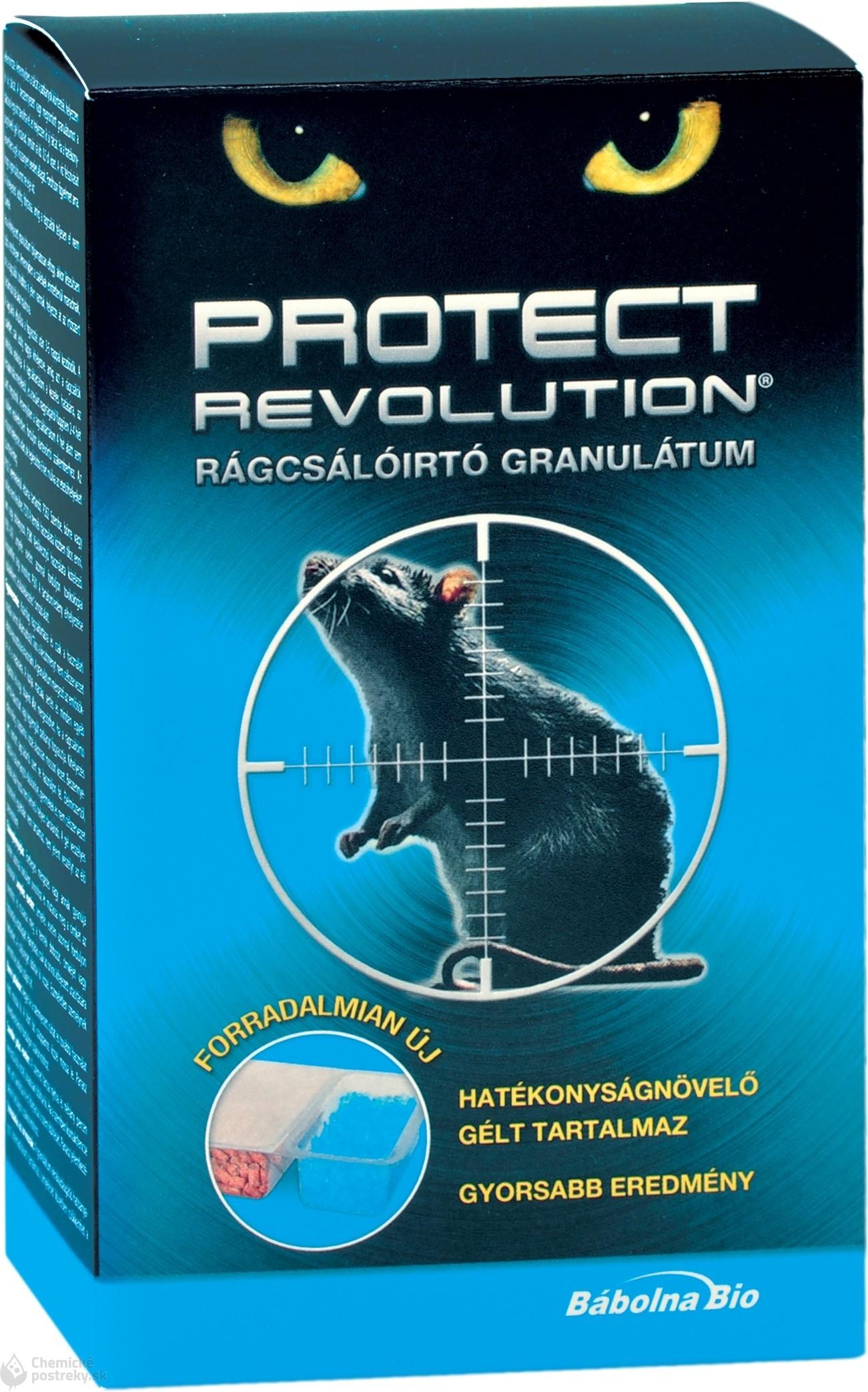 PROTECT REVOLUTION GRANULE NA POTKANY 150 gr