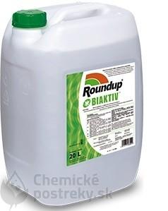 Herbicíd ROUNDUP BIAKTIV 20 L