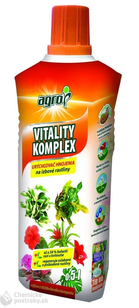AGRO VITALITY KOMPLEX IZBOVÉ RASTLINY 500 ml
