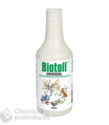 BIOTOLL EFFECT UNIVERSAL NÁPLŇ 500 ml