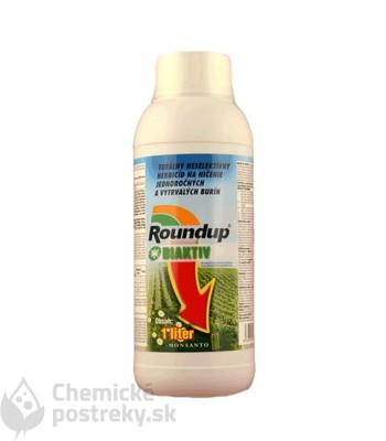 Herbicíd ROUNDUP BIAKTIV