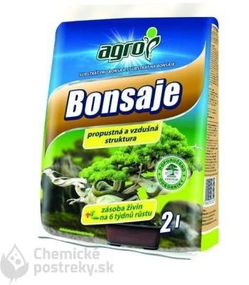 SUBSTRÁT NA BONSAJE 2 L