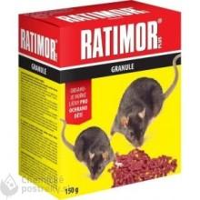RATIMOR PLUS GRANULE BROMADIOLÓN 150 g