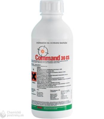 COMMAND 36 CS