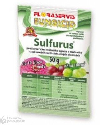 SULFURUS 50 g